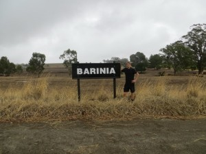 Barinia sign and Gerke Klopper